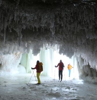 Ice Capades:  The Winter Wonderland Of Pictured Rocks